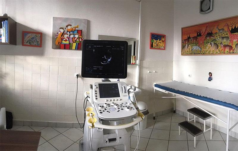 Ultrazvukové vyšetrenie srdca